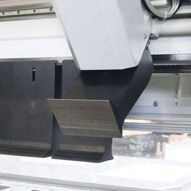 Automatic upper beam tool setup