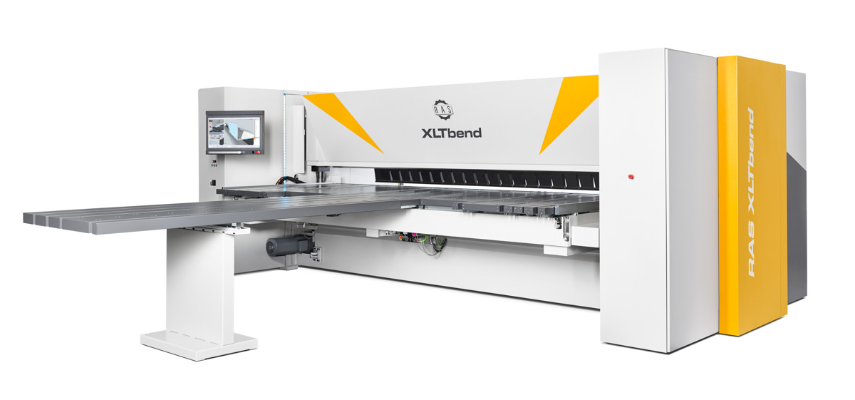 The XLTbend with hybrid gauging system in T-shape