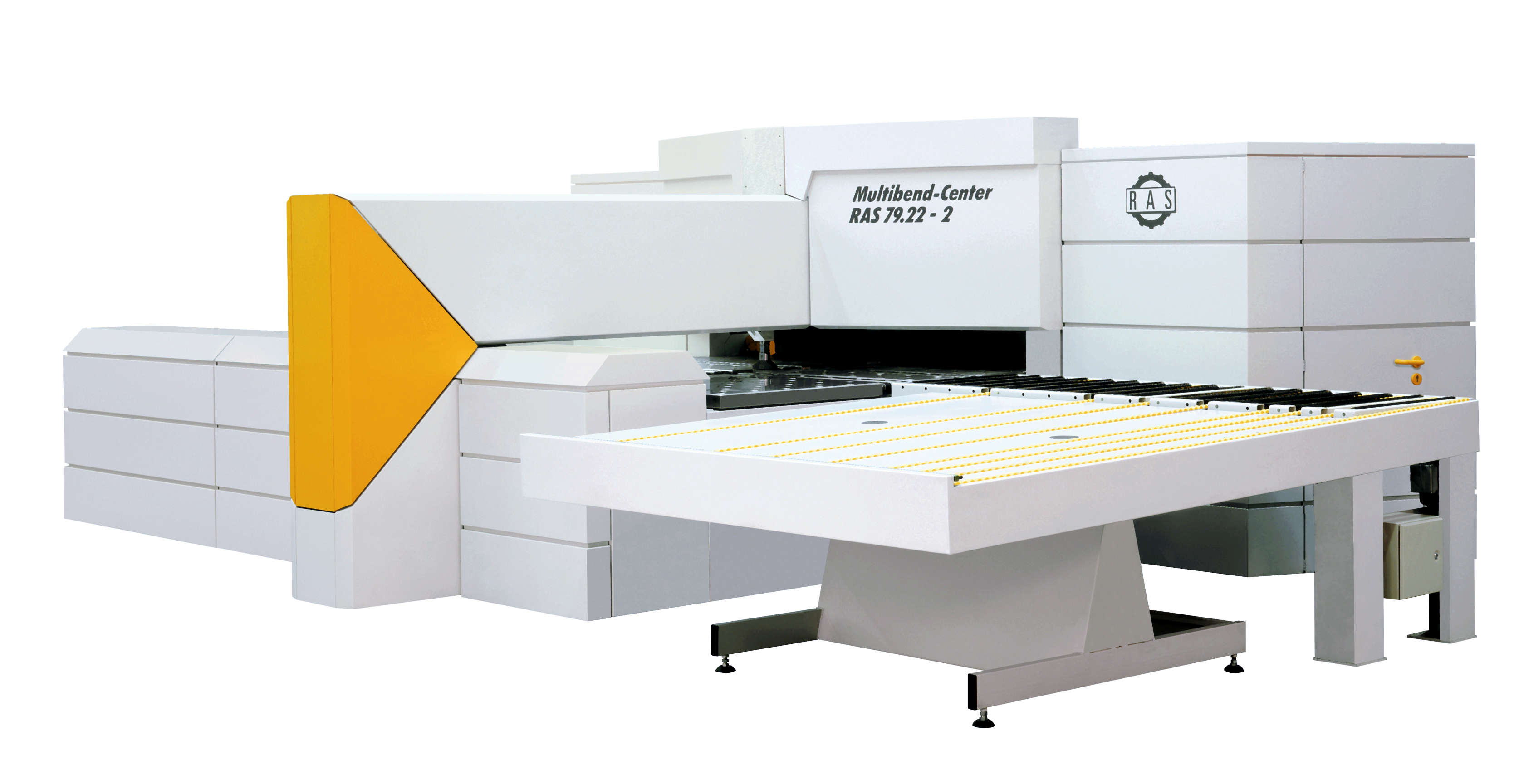 Fully automated bending with the Multibend-Center RAS 79.22-2