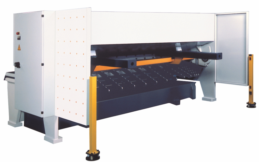 POWERcut with sheet support and sorting system